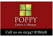 Poppy Caterers and Poppy Marquees Ltd