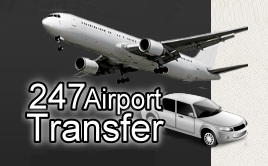View 247AirportTransfer website