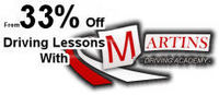 3 Lessons For Just £40 For Experienced Drivers