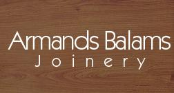 View Armands Balams Joinery website...