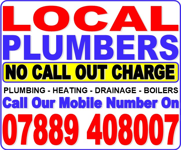 View The LOCAL Plumbers - NO CALL OUT CHARGE - 0800 169 9494 website